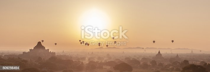 istock Bautiful Bagan 509256454