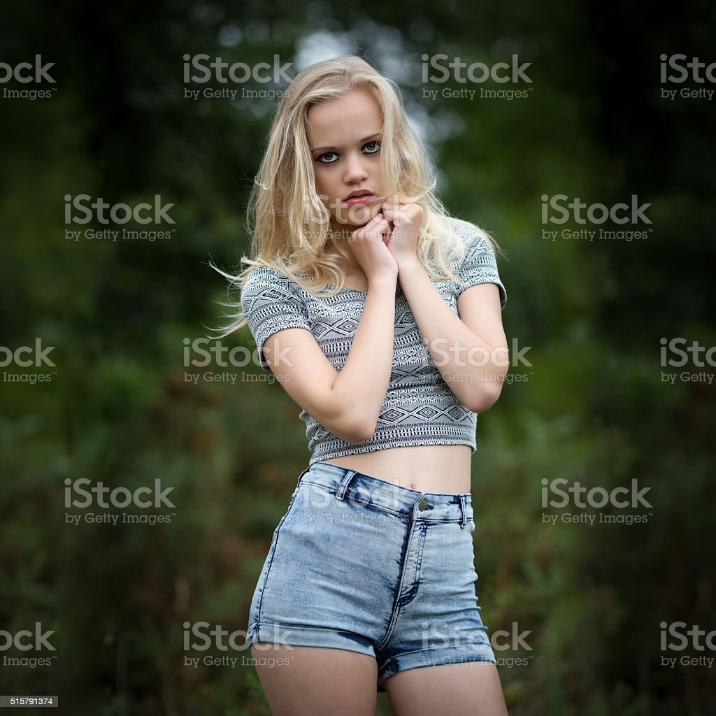 Naked Women In The Woods Pictures, Images and Stock Photos
