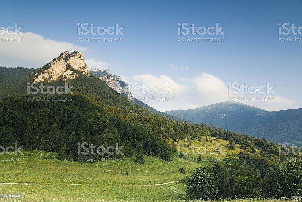 Bauty paesaggio foto stock royalty-free