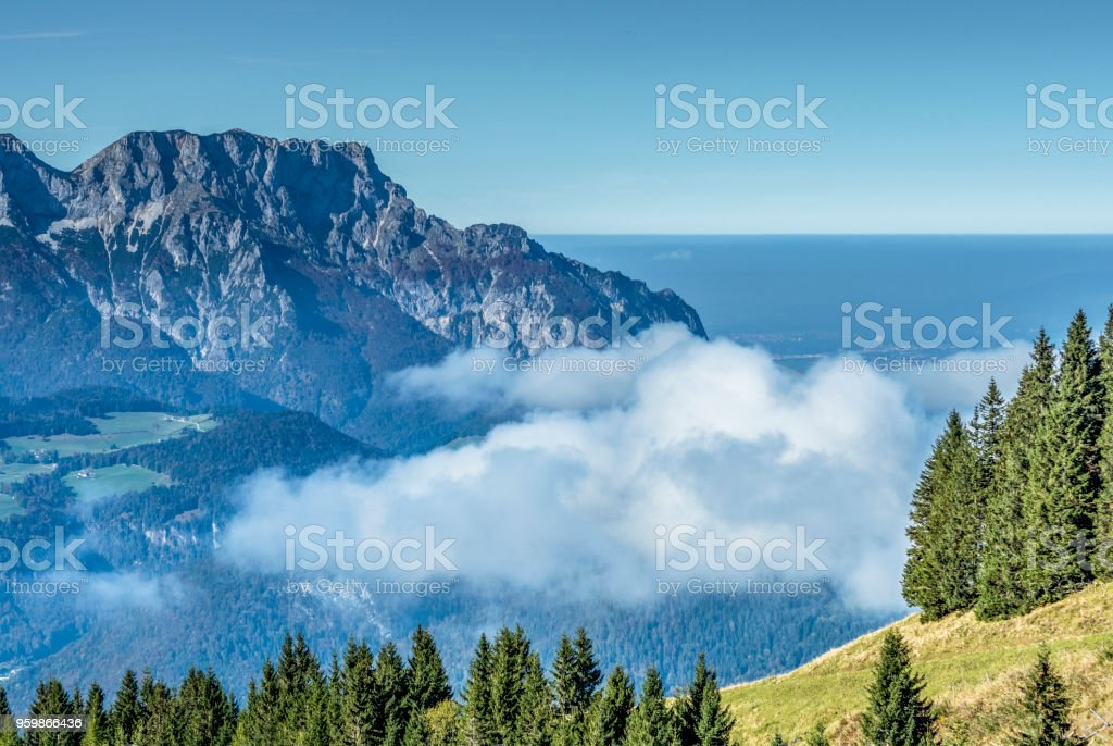 Bayerns Berge-Deutschland – Foto
