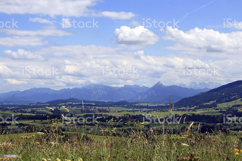 Bavaria stock photo