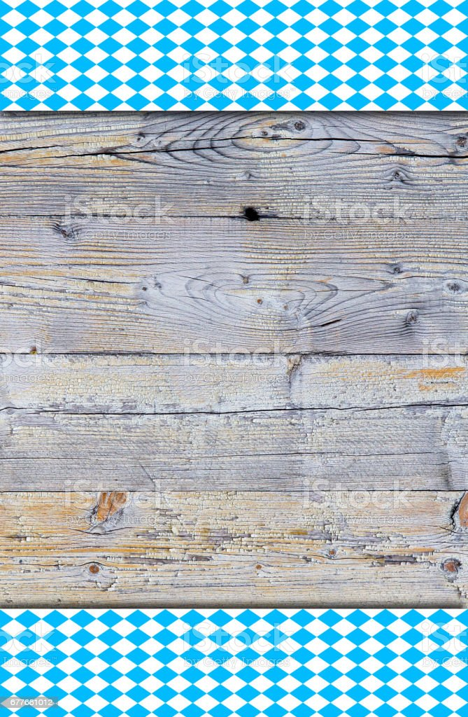 Bavarian background stock photo
