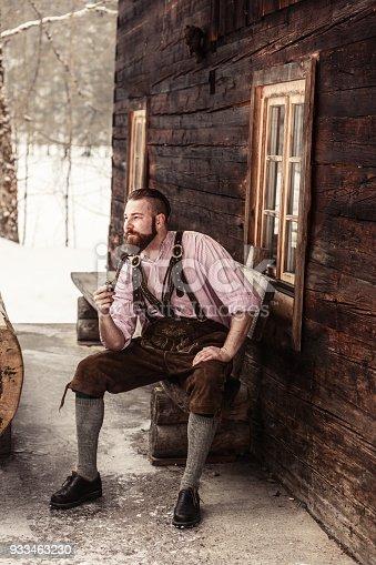 istock Bavarian cosiness 933463230