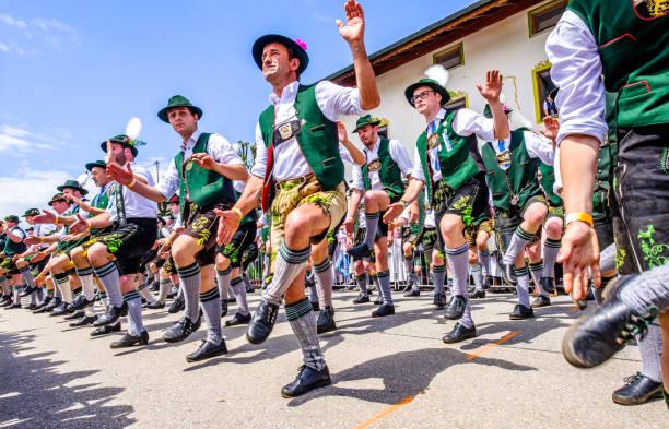 Der bayerische Tanz – Foto