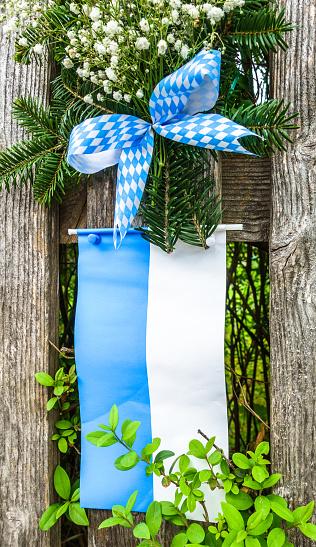 Bavarian Decoration Stock Photo - Download Image Now
