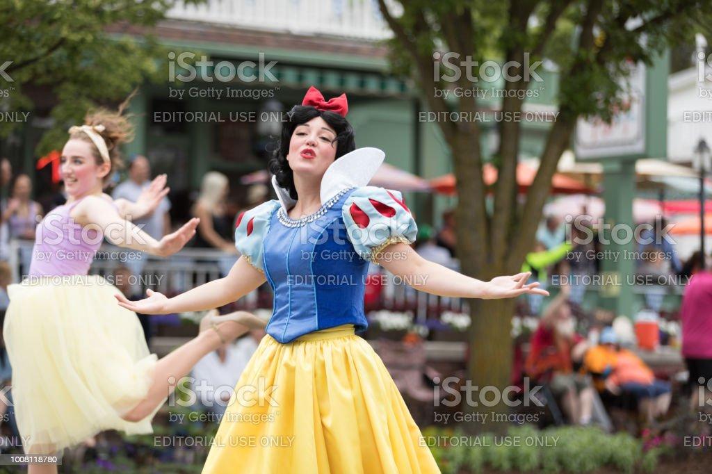 Défilé Festival bavarois - Photo