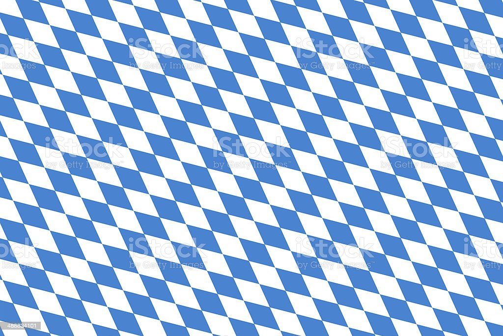 bavarian flag Oktoberfest stock photo