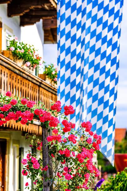 Bayerische Flagge – Foto