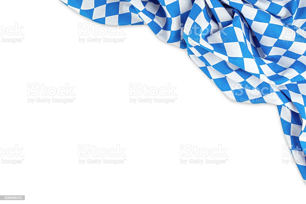 bavarian flag stock photo