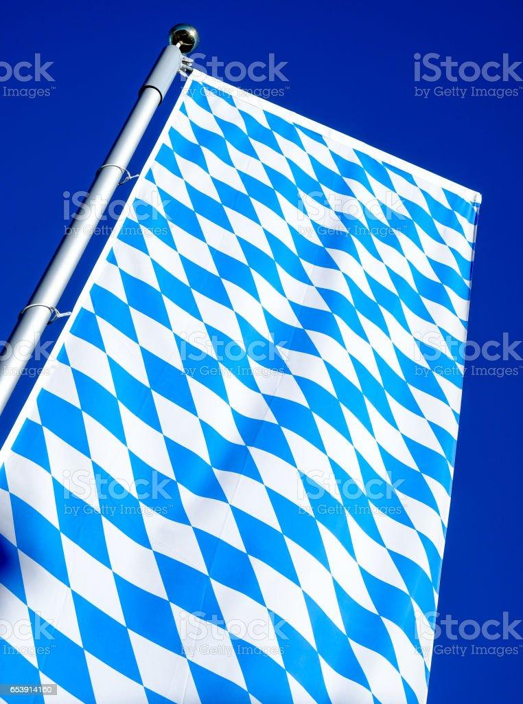 bavarian flag – Foto