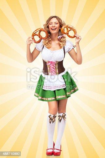 istock Bavarian laugh. 488710992