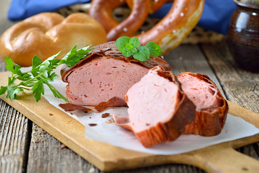 istock Bavarian meat loaf 531562754