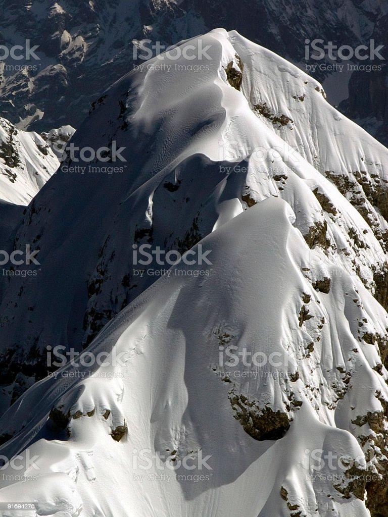 Bavarian Ridge royalty-free stock photo
