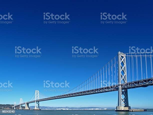 Bay Bridge Stockfoto und mehr Bilder von Architektur