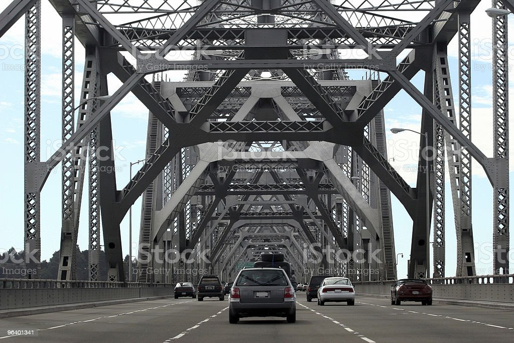 Bay Bridge - Royalty-free Accessibility Stock Photo