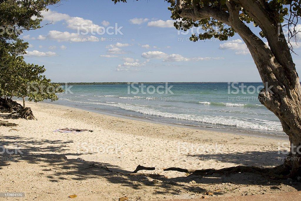 Bay of Pigs Cuba stock photo
