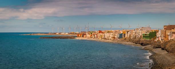 Bucht von Pozo Izquierdo auf Gran Canaria Panorama – Foto