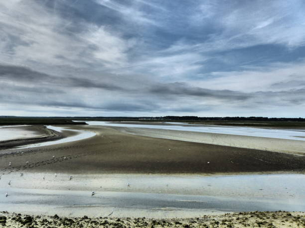 Bay of Somme, France Bay of Somme, France somme stock pictures, royalty-free photos & images