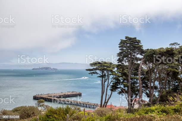 Utsikt Över Bukten-foton och fler bilder på Alcatraz Island
