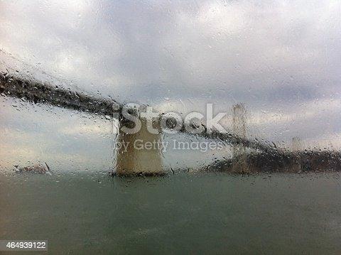 istock Baybridge in the rain 464939122