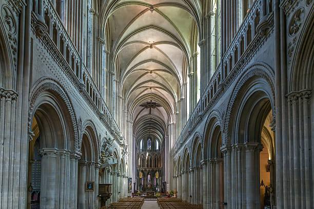 Bayeux mit Besichtigung der Kathedrale, Frankreich – Foto