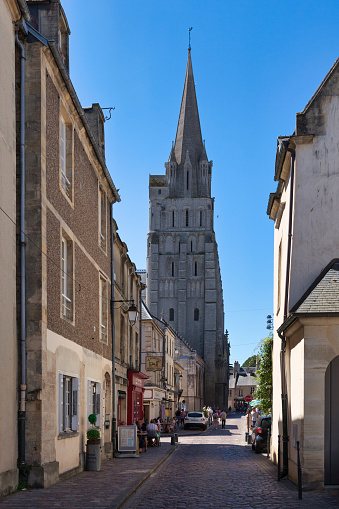 Bayeux Cathedral Stock Photo - Download Image Now
