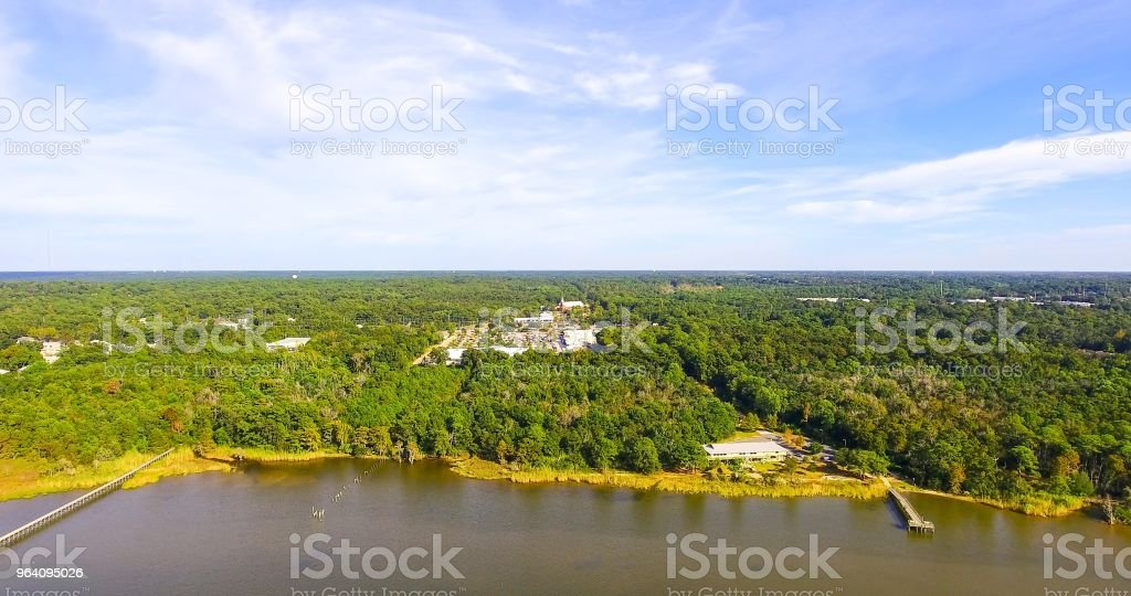 Bayfront Park - Royalty-free Alabama - US State Stock Photo