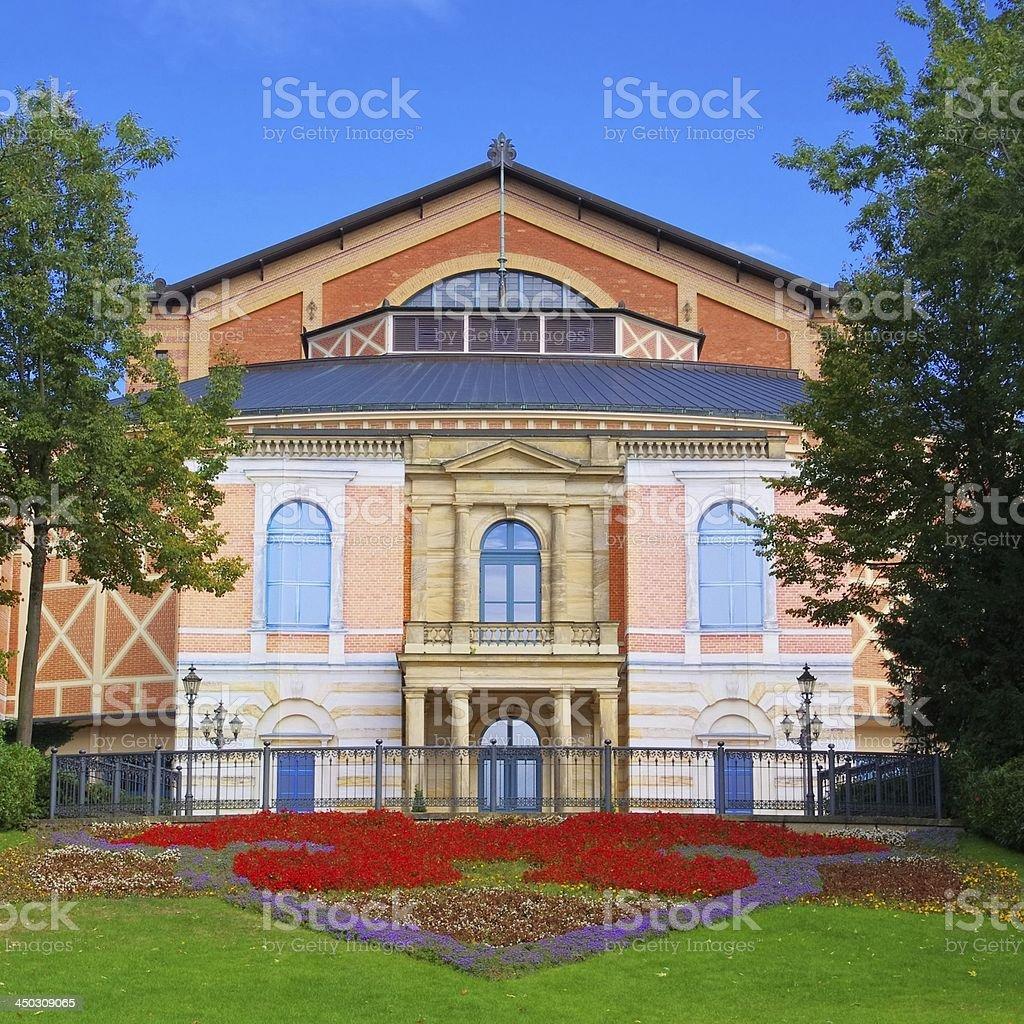 Bayreuth Festival Theatre – Foto