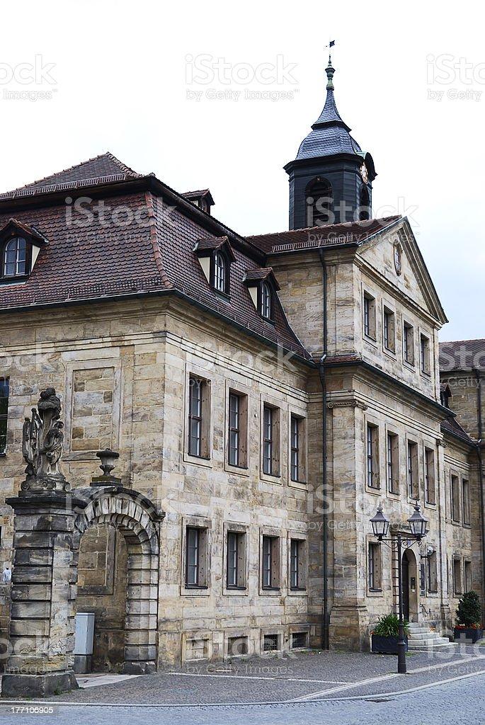 Bayreuth stock photo