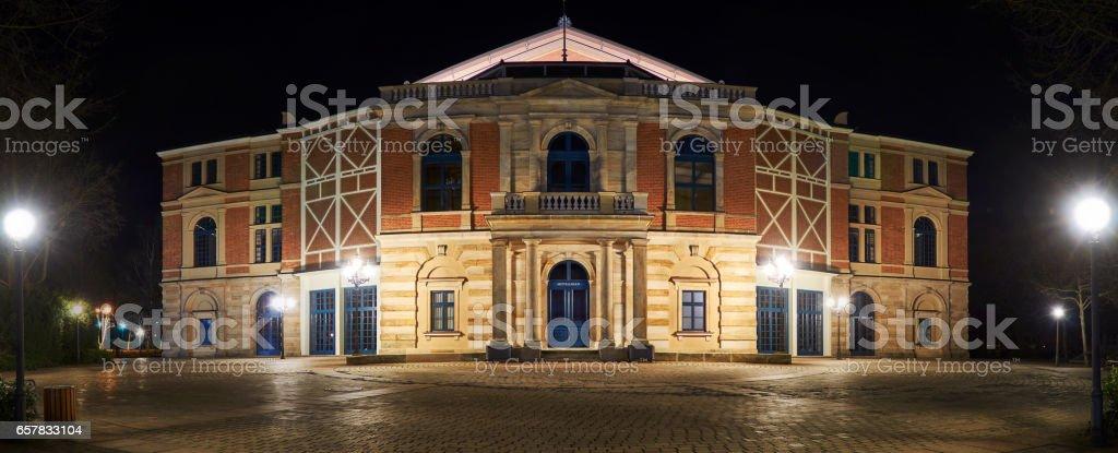 Wagner-Festspielhaus Bayreuth – Foto