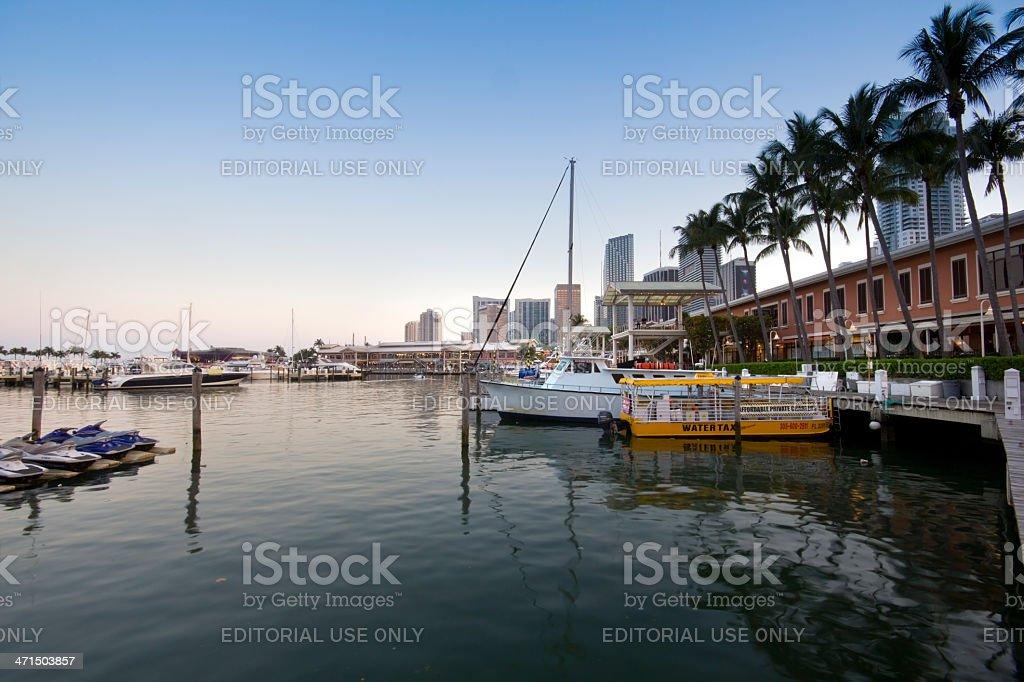 Bayside royalty-free stock photo