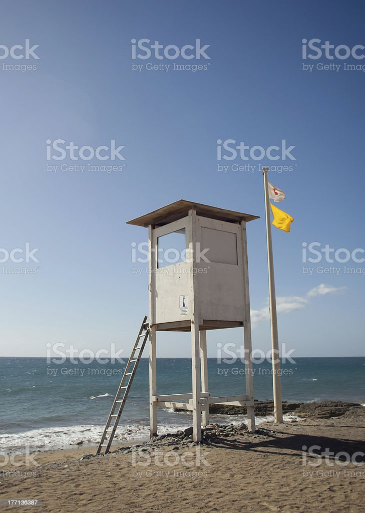 baywatch royalty-free stock photo