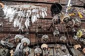 istock Bazaar Market, Lantern Decorations, Retro Style Mystic Decoration Items 1332131790