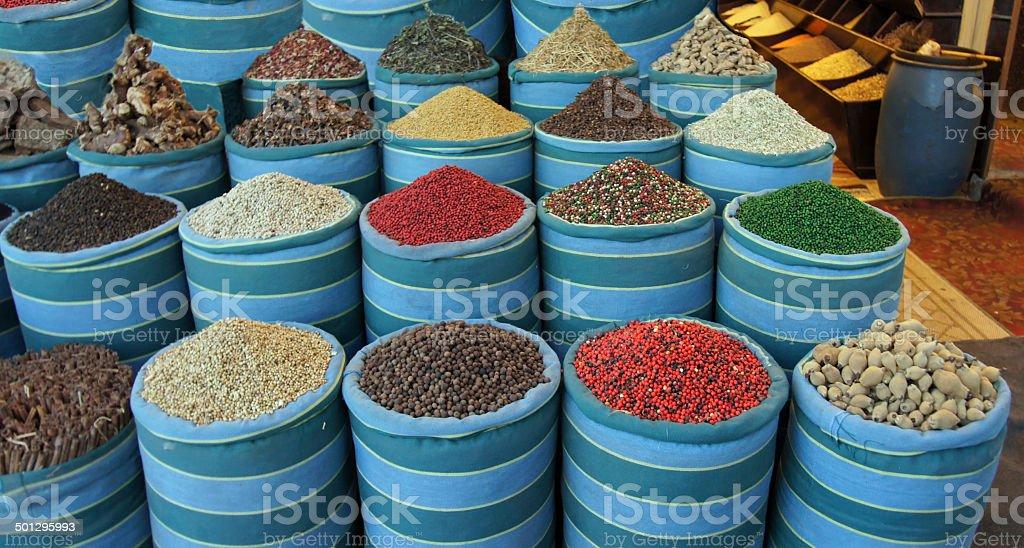 bazaar stock photo