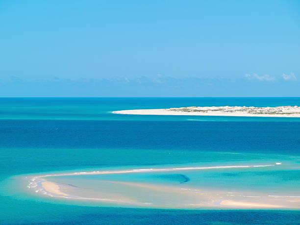 Bazaruto Archipelago stock photo