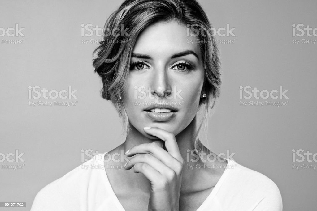 Be a force of beauty stock photo