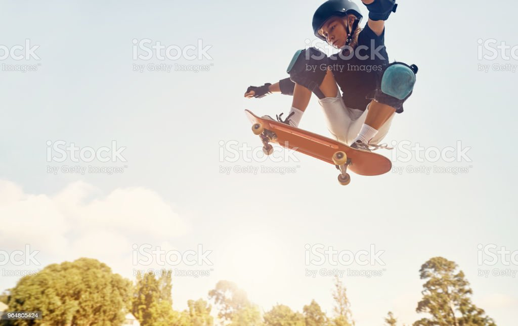 Be different, be daring stock photo