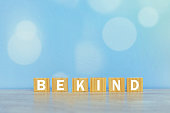 istock Be Kind. 1204503128
