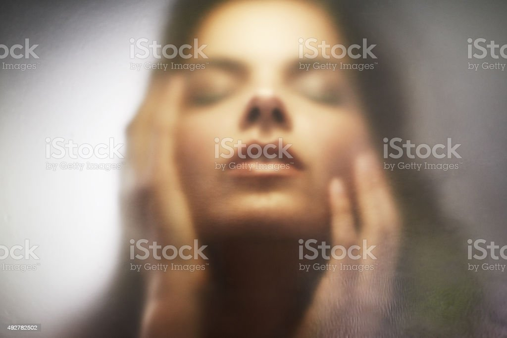 Be kind to your skin stock photo
