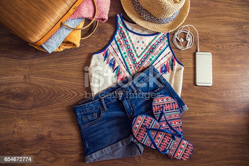 654680306 istock photo Be modern and cool in summer 654672774