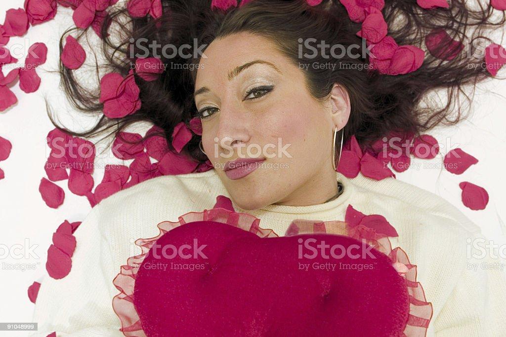 Be My Valentine II stock photo