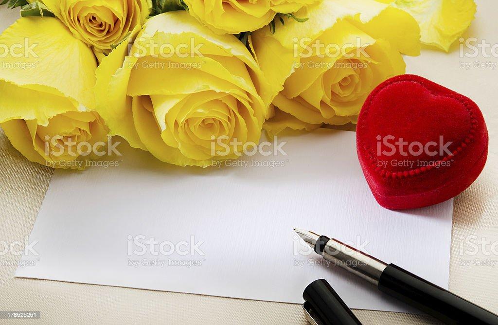 Be my Valentine! stock photo