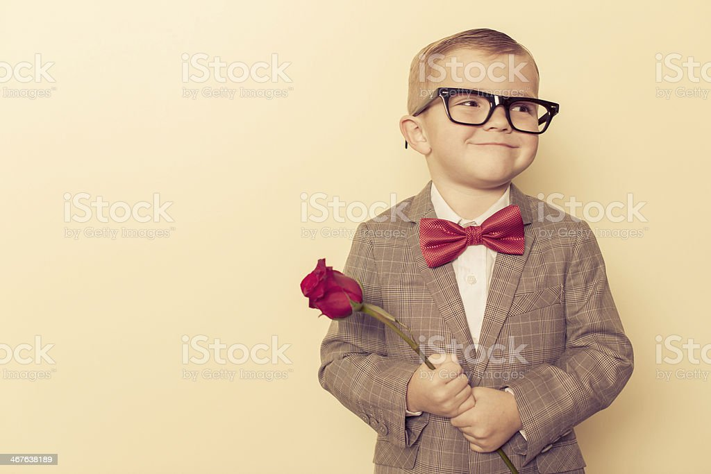 A young and dapper boy is ready to give his heart away to the girl he...