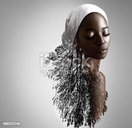 istock Be natural, be beautiful 486252246