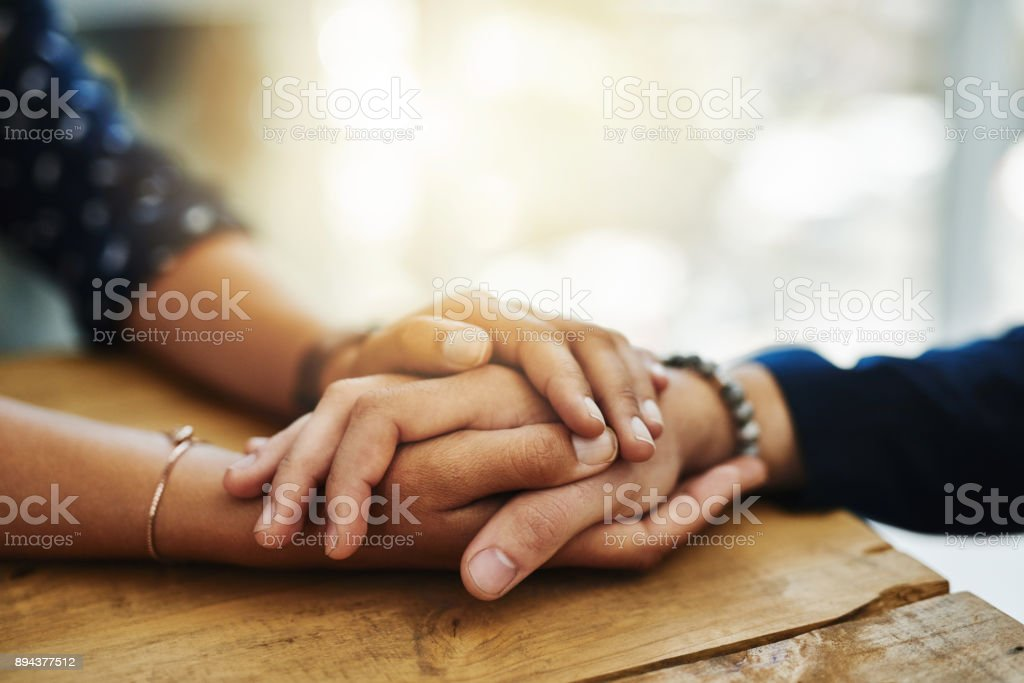 Be of those who lend a hand where they can stock photo