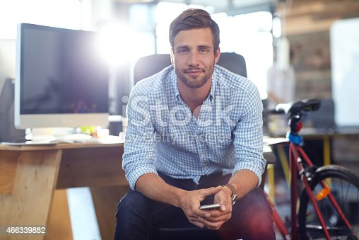 istock Be positive, patient and persistent 466339882