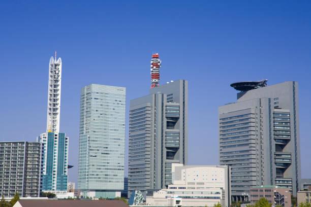 さいたま新都心ビル群には必ず - 埼玉 ストックフォトと画像