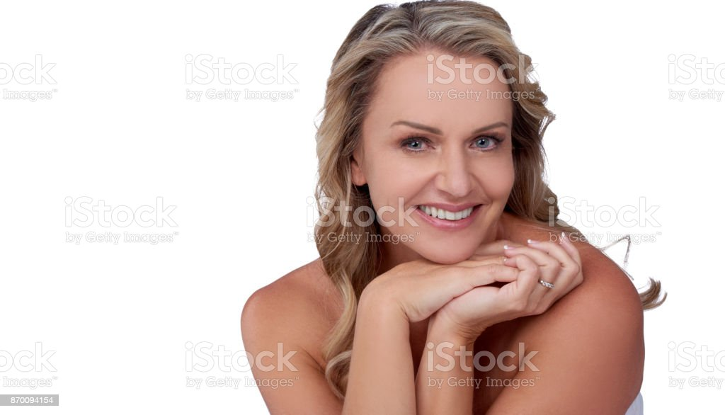 Be the woman you want to be stock photo