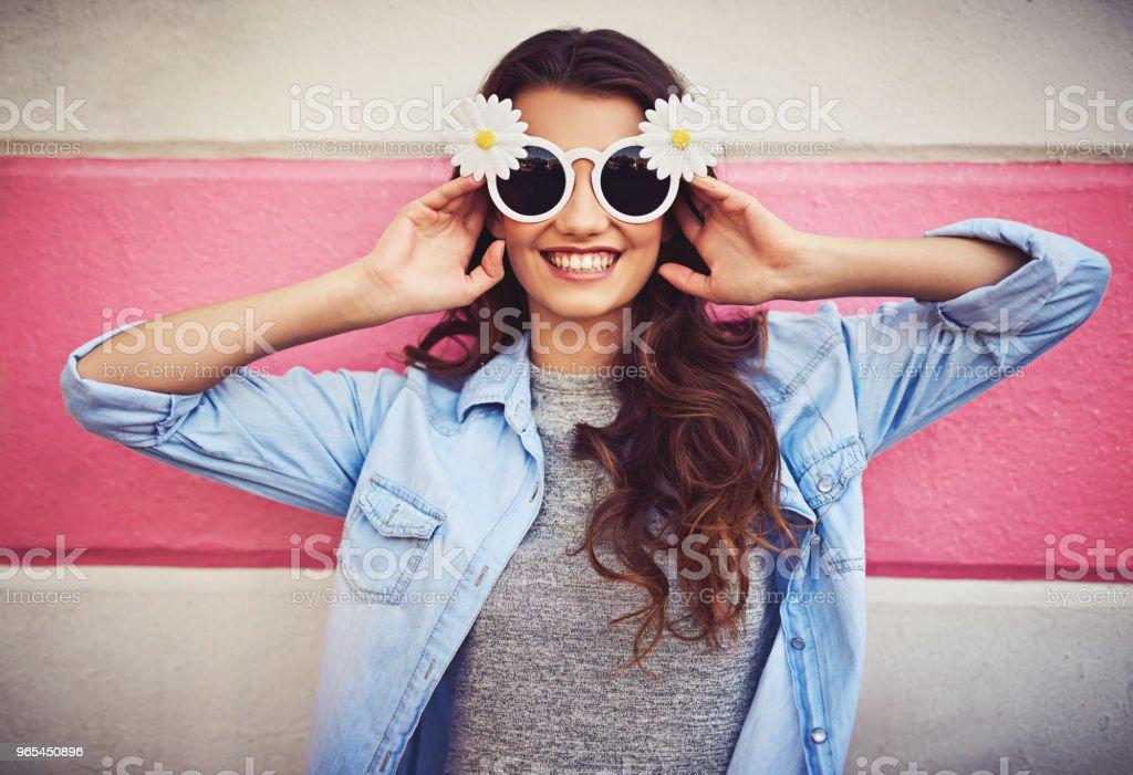 Soyez vous-même dans n'importe quelle occasion - Photo de A la mode libre de droits