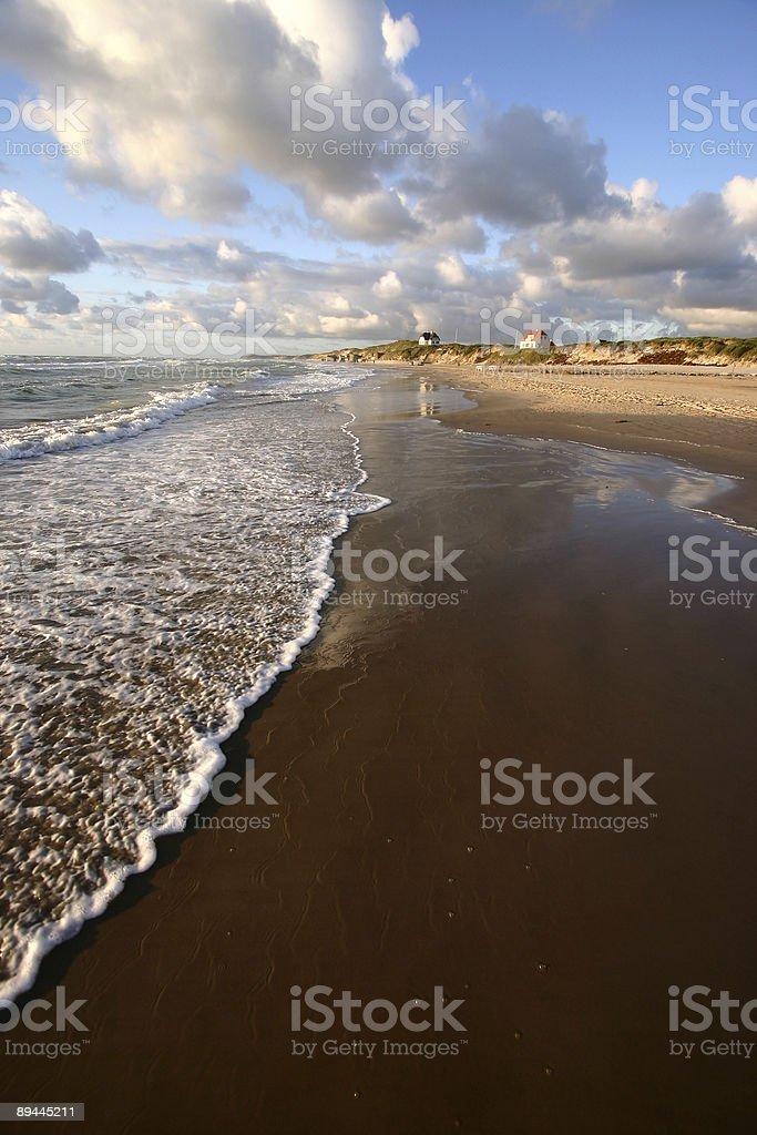 beach activities royalty-free stock photo